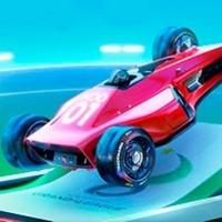 بازی مسابقه ماشین فرمول یک TrackMania Blitz