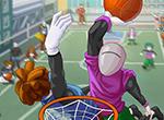 بازی آنلاین بسکتبال