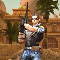 بازی آنلاین جنگی تفنگی جدید