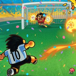 football games Foot Chinko