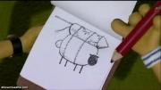 انیمیشن بره ناقلا قسمت 3
