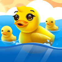 بازی آنلاین جوجه اردک ها