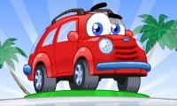 بازی معمایی ماشین قرمز