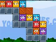 بازی معمایی مکعبهای رنگی