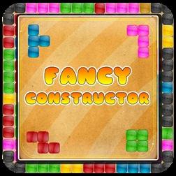 بازی معمایی جاسازی مربع ها