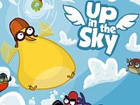 بازی پرواز در آسمان