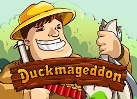 بازی آنلاین شکارچی اردک
