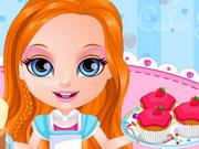 بازی آشپزی دختر کوچولو
