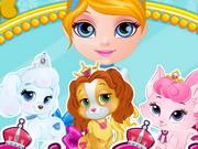 بازی ملکه زیبایی حیوانات