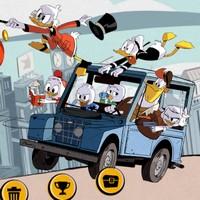 بازی ماجراجویی جدید داستان های اردک