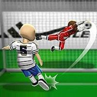 بازی فوتبال پنالتی 2021