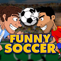بازی فوتبال خنده دار
