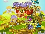 بازی اکشن مزرعه میوه