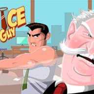 بازی دعوا در دفتر پلیس