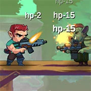 بازی قهرمان جنگل Jungle Hero