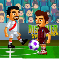 بازی فوتبال دونفری آنلاین