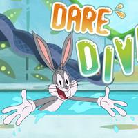 بازی لونی تونز و شیرجه بانی خرگوشه