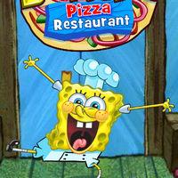 بازی پیتزا فروشی باب اسفنجی جدید