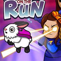 بازی دوقلوهای افسانه ای : فرار خرگوش