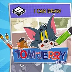 بازی تام و جری نقاشی جدید موبایل و کامپیوتر