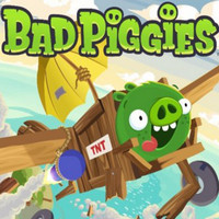 بازی آنلاین خوک های بد Bad Piggies