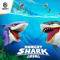 بازی کوسه گرسنه اکشن چندنفره Hungry Shark Arena