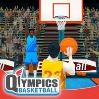بازی دونفره بسکتبال المپیک
