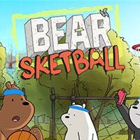 بازی خرس های بسکتبالیست