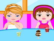 بازی دخترانه جشن تولد