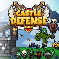 بازی آنلاین دفاع از قلعه با تیروکمان