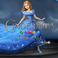 بازی انلاین سیندرلا Cinderella Free Fall