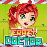 بازی دخترانه دکتر ربات