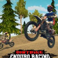 بازی موتورسواری در جاده خاکی