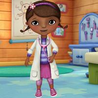 بازی کارتونی چشم پزشکی doc mcstuffins