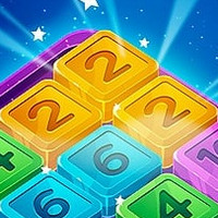 بازی آنلاین فکری بلوک اعداد Drop n Merge