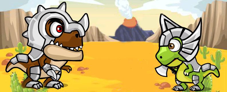بازی معمایی دایناسورها 2