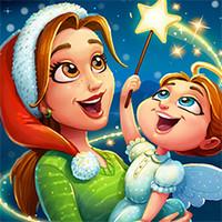 بازی رستوران داری امیلی در کریسمس