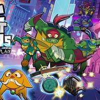 بازی آنلاین لاک پشت های نینجا : ماموریت غیرممکن