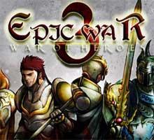 بازی آنلاین استراتژیک حماسه جنگ