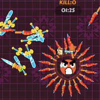 بازی آنلاین گروهی جنگی چاقوهای برنده EvoBlade