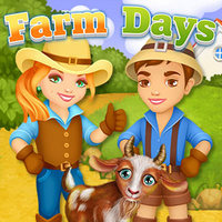 بازی آنلاین روز مزرعه farm days