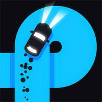بازی رانندگی در شب