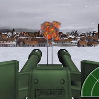 بازی اکشن توپخانه ضد هوایی