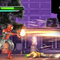 بازی مبارزه ای مرد عنکبوتی