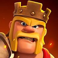 بازی آنلاین استراتژی King of Clans