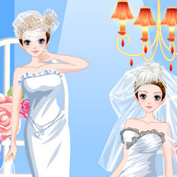 بازی مزون لباس عروس