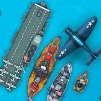 بازی چند نفره جنگ دریایی Mk48.io