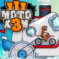 بازی موتور Moto X3M 3