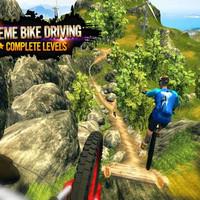 بازی آنلاین دوچرخه سوار آفرود MX OFF-ROAD MOUNTAIN BIKE