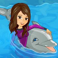 بازی دلفین من